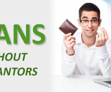 Loans without guarantors