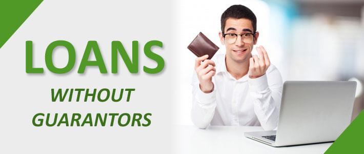 Loans without guarantors
