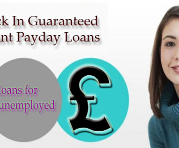 Guaranteed Instant Payday Loans
