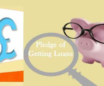Pledge-of-Getting-Loans