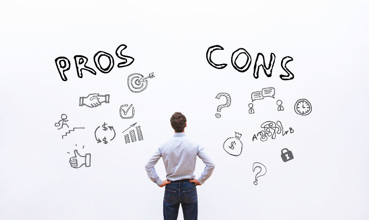 What are the pros and cons of hiring a financial planner